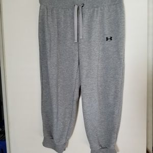 Under Armour Cropped Jogger Sweatpants
